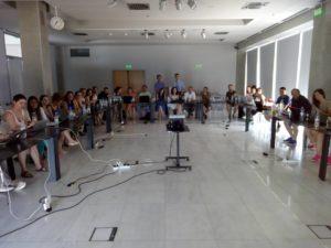 2017 Ε1-Onsite teaching